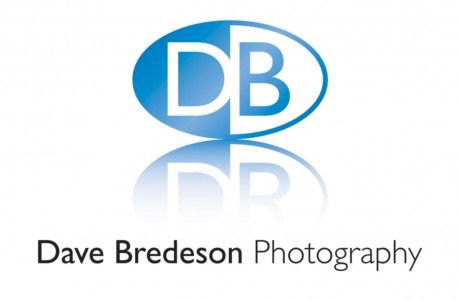 This logo design for Dave Bredeson Photography features a bold monogram which is easy to recognise and can also be used as an effective watermark on each the photographer's images displayed on his online portfolio.