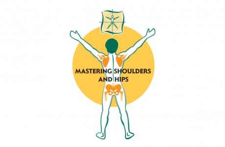 This conference logo design for The 38th Australian Musculoskeletal Medicine Conference highlighted the theme of 'Mastering Shoulders and Hips'.