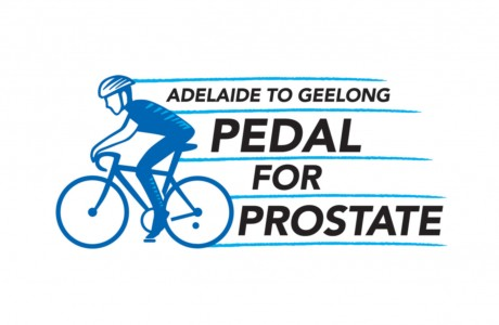 This logo design was for a group of amateur cyclists raising money for research into prostate cancer by being sponsored by the public for their marathon ride from Adelaide to Geelong in 2013.